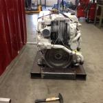 720PK Dieselmotor, inbouw als generator